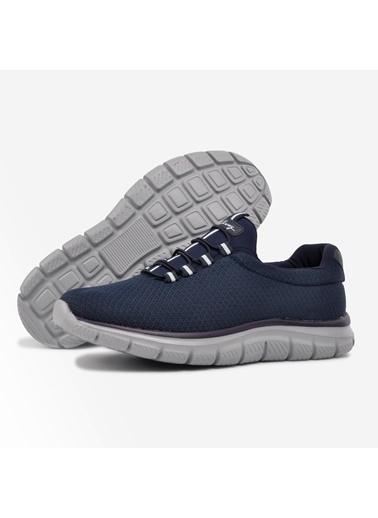 Walkway Flexible Lacivert-Buz Comfort Erkek Yürüyüş Ayakkabısı Lacivert